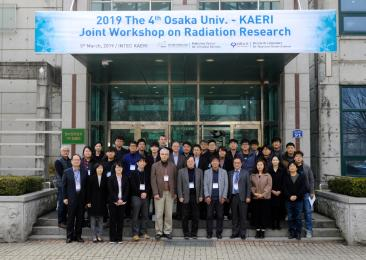 KAERI Teams Up with Osaka Univ. on Radiation Research
