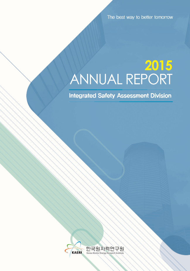 2015 Annual report:Integrated Safety Assessment Division