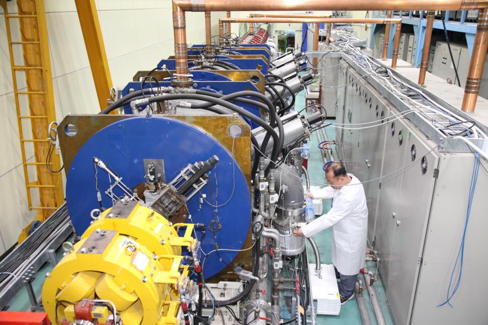 한국원자력연구원의 KAHIF